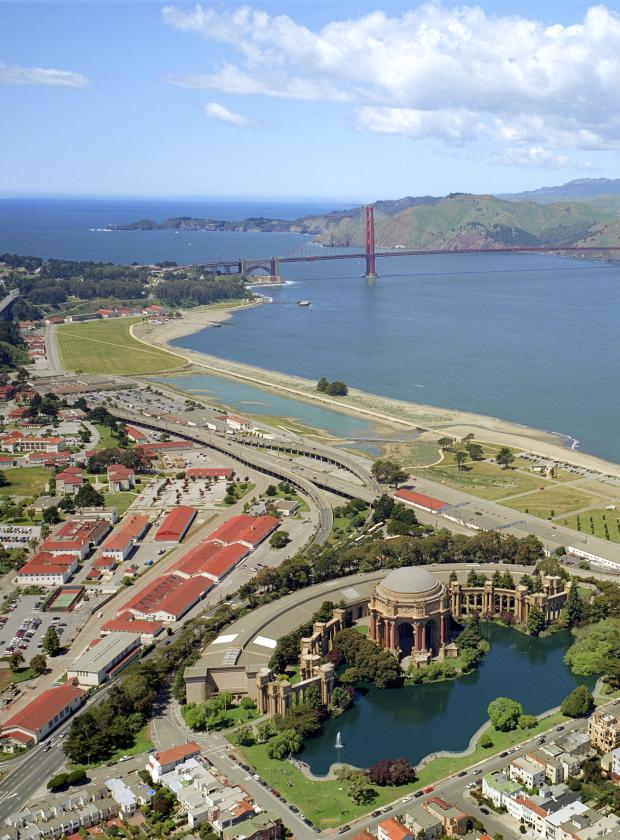 Bike The Golden Gate Bridge To Sausalito Amp Tiburon In San