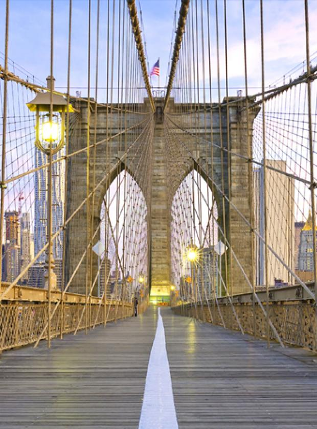 Brooklyn Bridge Guided Bike Tour New York Nyc Blazing Saddles